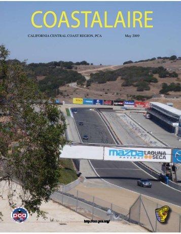 May - California Central Coast - Porsche Club of America