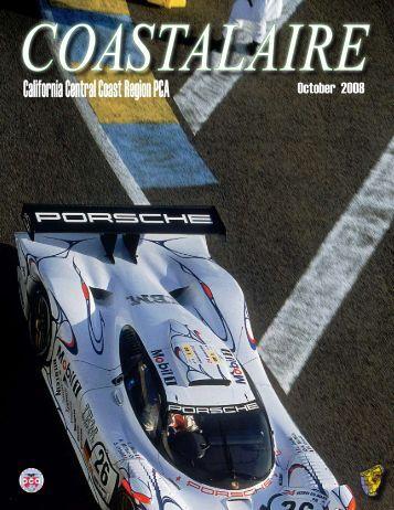 October 2008 - California Central Coast - Porsche Club of America