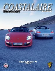December 2007 - California Central Coast - Porsche Club of America