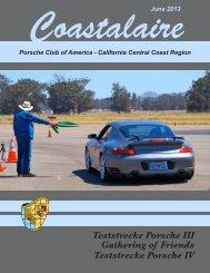 Teststrecke Porsche III Gathering of Friends Teststrecke Porsche IV