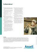 Hydrasoft - Ansell Healthcare Europe - Seite 4