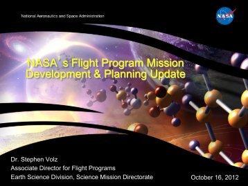 EV-2 - HyspIRI Mission Study Website - NASA