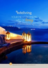 Edeliving, a wonderful selection of Luxury Private Villas - GoExpo
