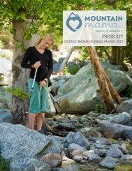 Mountain Mama Press Kit - ORSM 2012 - GoExpo