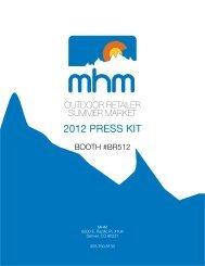 MHM 2012 Summer OR Press Kit - GoExpo