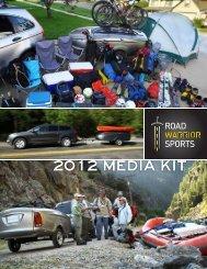 Road Warrior Sports Summer 2012 Press Kit - GoExpo