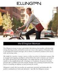 the Ellington Woman - GoExpo