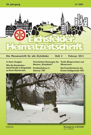 Die Kirchen im Eichsfeld - Mecke Druck und Verlag