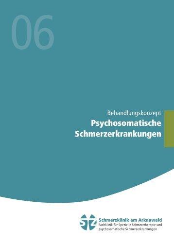 Psychosomatische Schmerzerkrankungen - Schmerzklinik am ...