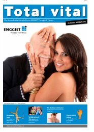 Lifestyle Total Vital - Enggist AG Therapie und Fitness
