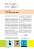 Wasser: (k)ein Recht für alle? - Stiftung Bildung und Entwicklung - Page 6