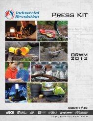Industrial Revolution - ORWM 2012 Press Kit