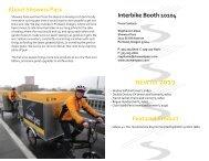 Interbike Press Kit 2012