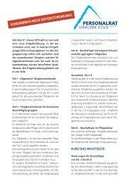 SonDErInfo-nEuE EnTGElTorDnunG - Uniklinik Köln
