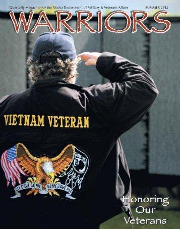Summer 2012 - Alaska - Department of Military and Veterans Affairs ...