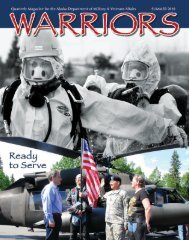 Summer 2010 - Alaska - Department of Military and Veterans Affairs ...
