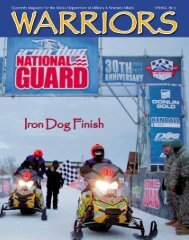 Alaska National Guard Team Finishes Grueling Race