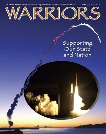 Warrior Spring 2005 - Alaska - Department of Military and Veterans ...