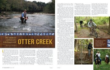 Otter Creek - Kentucky Department of Fish and Wildlife Resources