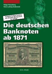 ROSENBERG / GRABOWSKI · DIE DEUTSCHEN BANKNOTEN AB ...