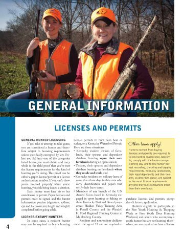 Mpo and rpc contact information department of workforce for Ky fish and wildlife telecheck