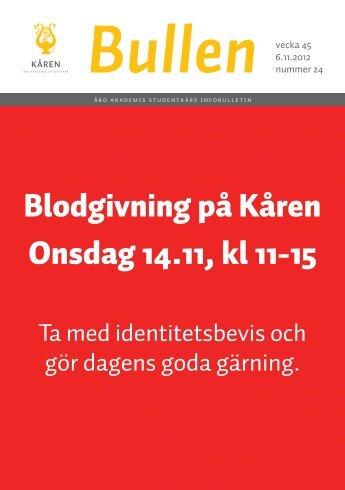 Bullen - Åbo Akademi