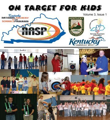 On Target for Kids - Kentucky Department of Fish and Wildlife ...