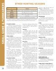 small game & furbearers - Kentucky Department of Fish and Wildlife ... - Page 5