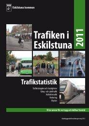 Trafikstatistik - Eskilstuna kommun