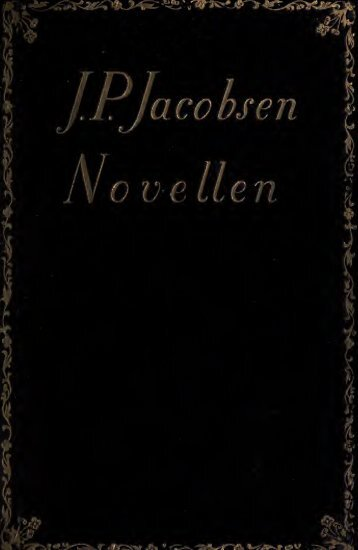 Sechs Novellen;
