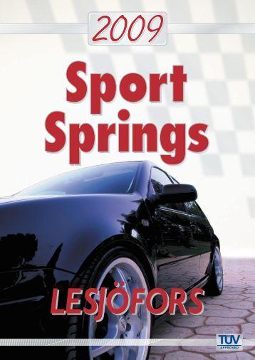 2009 Sport SprINGS - Motointegrator.pl