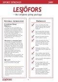 2009 Sport SprINGS - Motointegrator.pl - Page 4