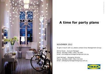 Press Kit [PDF] - Ikea