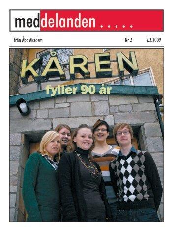 Hela den tryckta tidningen som en pdf-fil (ca 1400 KB) - Åbo Akademi