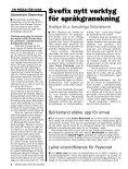 Jämställdhetsplanen på väg till Styrelsen - Åbo Akademi - Page 2