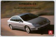 ' CITROËN c5