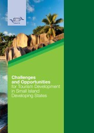 Challenges and Opportunities for Tourism Development in Small ...