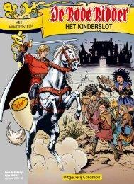 Het verzamelobject: de Rode Ridder-cover van Yeti - pdf.klasse.be
