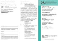 Contract Drafting Fachinstitute für ... - Deutsches Anwaltsinstitut ev