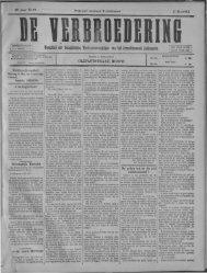 Weekblad der Socialistische Werkersïereenigingen ïan het ...
