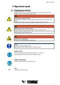 Upute za uporabu Spaltaxt 10 Spezial - Posch - Page 7