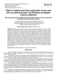 cdd474fad39b Effect of zinc and   or iron foliar application on growth - Ozean ...