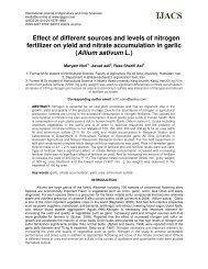 Allium sativum L. - International Journal of Agriculture and Crop ...