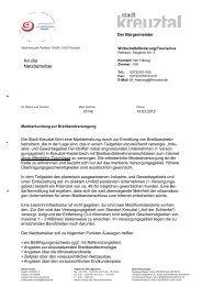 Markterkundung - Breitband.NRW