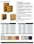 Laminate Bookcases - Page 2