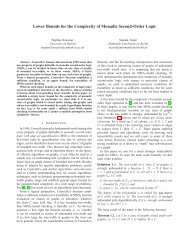 Lower Bounds for the Complexity of Monadic Second-Order Logic