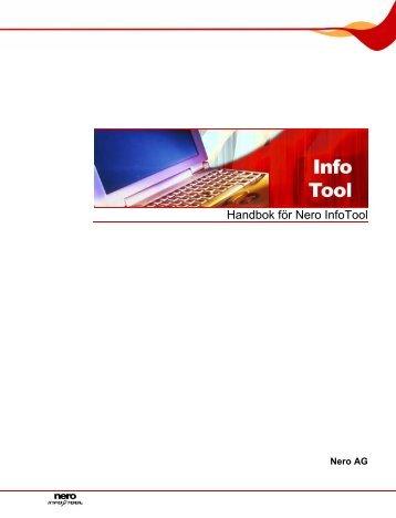 4 Nero InfoTool - FTP - Nero