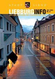Datei herunterladen - .PDF - Gemeinde Lienz