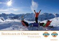 Skiurlaub in Obertauern - Hotel Zehnerkar