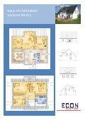 Haus mit Satteldach Variante 90-011 - ECON GmbH Werkzeuge - Seite 2